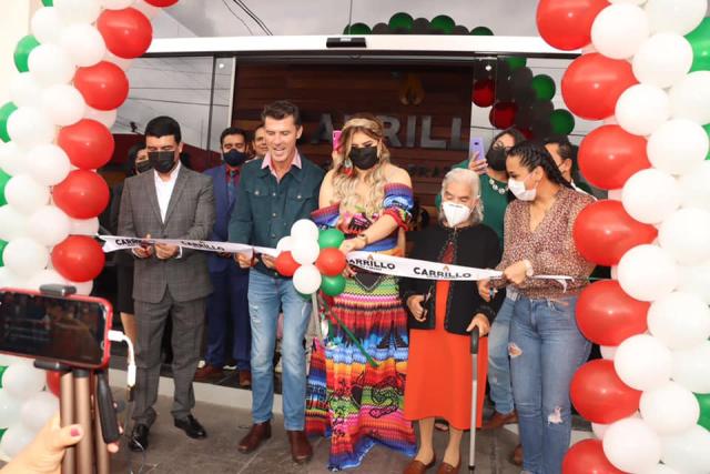 «Carrillo» Restaurant abre sus puertas en Zitácuaro